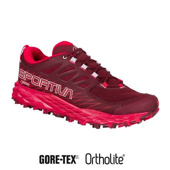 La Sportiva LYCAN GTX - Chaussures trail Femme wine/orchid