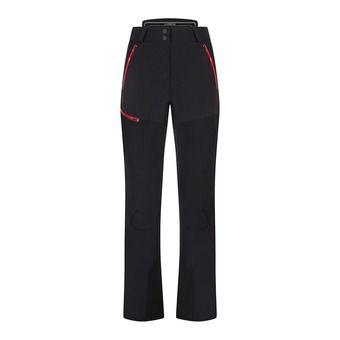 La Sportiva NAMOR - Pantalón de esquí mujer black/orchid