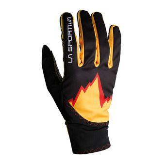 Syborg Gloves Unisexe Black/Yellow