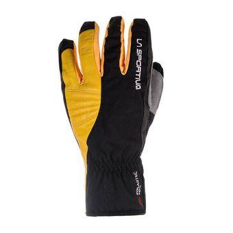 Tech Gloves Unisexe Black/Yellow