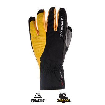 La Sportiva TECH - Gants black/yellow