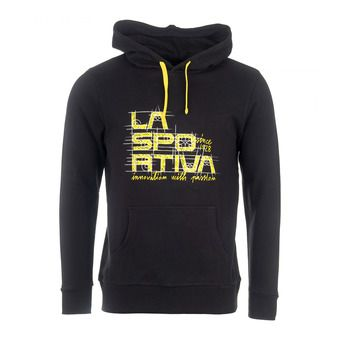 La Sportiva PROJECT - Sweat Homme yellow/black