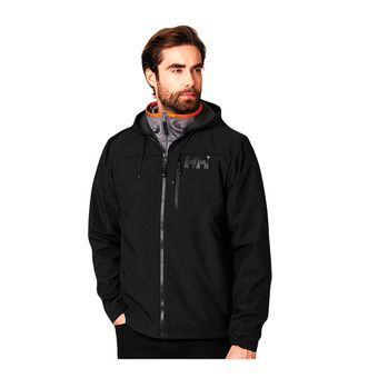 ACTIVE SOFTSHELL JACKET Homme BLACK
