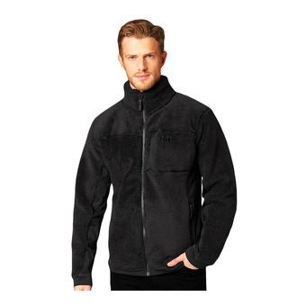 Helly Hansen JUELL PILE - Fleece - Men's - ebony