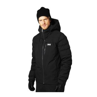 Helly Hansen SPITFIRE LIFALOFT - Ski Jacket - Men's - black