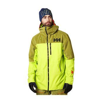 Helly Hansen STRAIGHTLINE LIFALOFT - Ski Jacket - Men's - azid lime