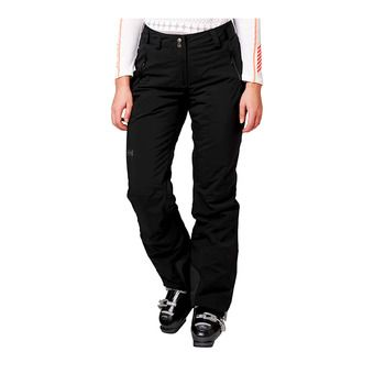 Helly Hansen W LEGENDARY - Pantalon ski Femme black