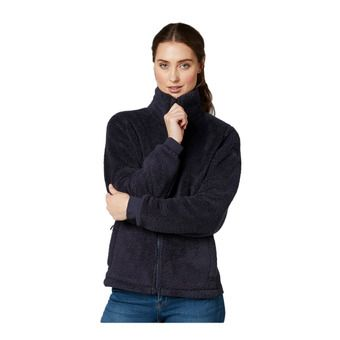 Helly Hansen W PRECIOUS FLEECE - Pile Donna ebony