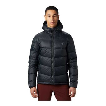 Mountain Hardwear MOUNT EYAK DOWN HOODY - Down Jacket - Men's - black