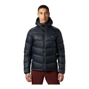 Mountain Hardwear MOUNT EYAK DOWN HOODY - Piumino Uomo black