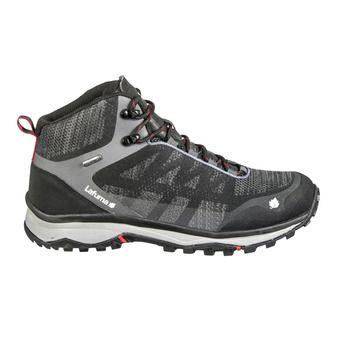 Lafuma SHIFT MID CLIM - Chaussures de randonnée Homme carbon/black