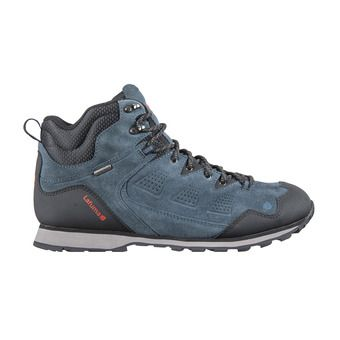 Lafuma APENNINS CLIM MID - Hiking Shoes - Women's - north sea/polar blue