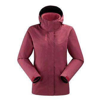 Lafuma JAIPUR GTX 3IN1 - Jacket - Women's - cherry