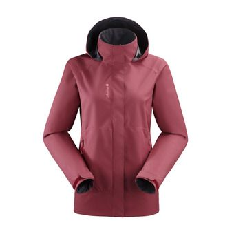 Lafuma WAY GTX ZIP-IN - Jacket - Women's - cherry