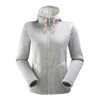 Lafuma CALI HOODIE - Polaire Femme heather grey