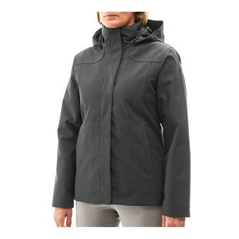 Lafuma CALDO HEATHER 3IN1 - Veste Femme black
