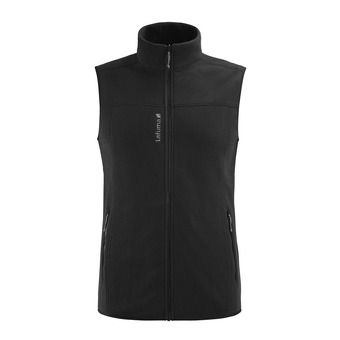 Lafuma ACCESS ZIP-IN VEST - Polaire Homme black