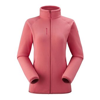 Lafuma SILKEN F-ZIP - Fleece - Women's - geranium