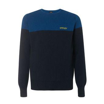 Oakley FS CREW TECH KNIT - Jersey hombre foggy blue