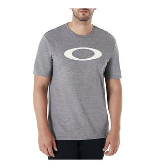Oakley O-BOLD ELLIPSE - Camiseta hombre athletic heather grey