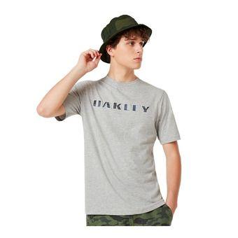 Oakley CAMO LOGO - Tee-shirt Homme new granite hthr