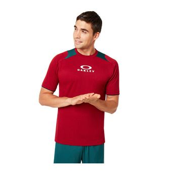 Oakley ENHANCE CREW 9.7 - Maillot Homme raspberry