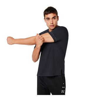 Oakley ENHANCE STRETCH CREW 9.7 - Maillot Homme blackout