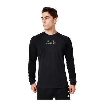 Oakley ENHANCE CREW 9.7 - Camiseta hombre blackout