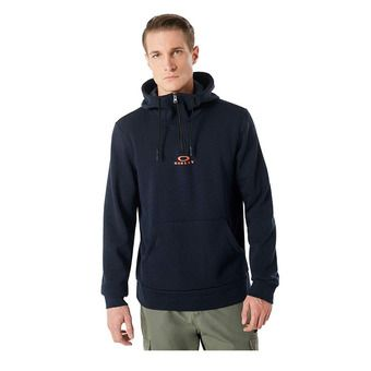 Oakley BARK HALF ZIP - Sweat Homme fathom