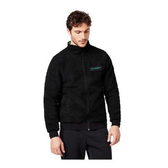 DIAMOND THERMAL FLEECE FZ Homme Blackout
