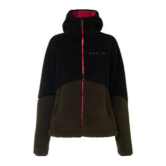 ELSA THERMAL FLEECE FZ Femme Blackout