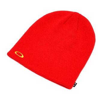 Oakley FINE KNIT - Bonnet high risk red