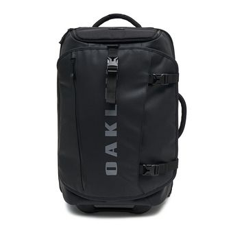 Oakley TRAVEL MEDIUM 54L - Sac à roulettes blackout