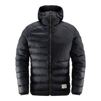 Dala Mimic Hood Men True Black Homme