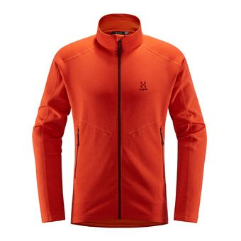 Haglofs HERON - Fleece - Men's - habanero