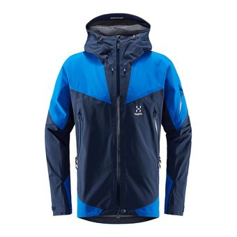Roc Spire Jacket Men Tarn Blue/Storm Blue Homme