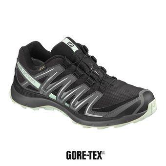 Salomon XA LITE GTX - Zapatillas de trail mujer black/magnet/fair aqua