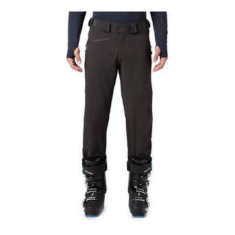 Mountain Hardwear MOUNT MACKENZIE SOFTSHELL - Pantaloni Uomo void