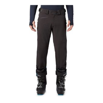 Mountain Hardwear MOUNT MACKENZIE SOFTSHELL - Pants - Men's - void