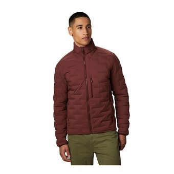 Mountain Hardwear SUPER DS - Doudoune Homme dark umber