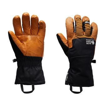 Mountain Hardwear EXPOSURE LIGHT GTX - Gants black