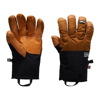 Mountain Hardwear ROUTE SETTER WORK - Gants black
