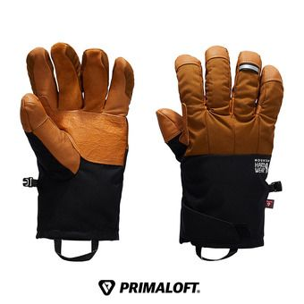 Mountain Hardwear ROUTE SETTER WORK - Guantes black