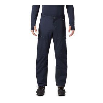 Mountain Hardwear EXPOSURE 2 GTX - Pantalon Homme dark zinc