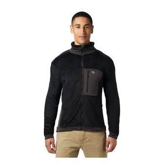 Monkey Man2 M Jacket-Black Homme Black