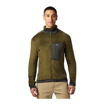 Mountain Hardwear MONKEY MAN 2 - Giacca Uomo dark army