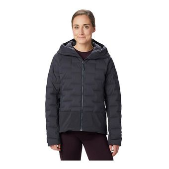 Mountain Hardwear SUPER DS CLIMB - Doudoune Femme dark storm