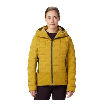 Mountain Hardwear SUPER DS CLIMB - Doudoune Femme dark bolt