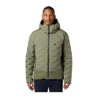 Super DS Climb Jacket-Light Army Homme Light Army