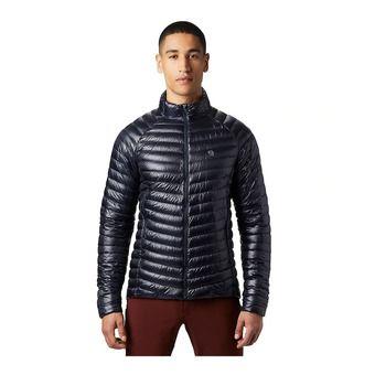 Mountain Hardwear GHOST WHISPERER 2 - Anorak hombre dark zinc